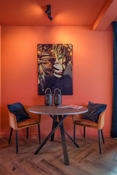 Naranja - dining area